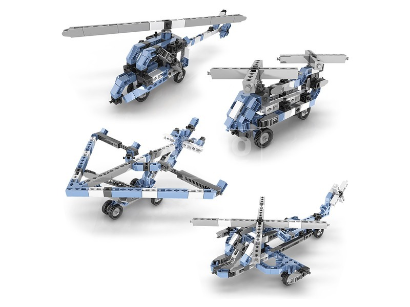 kép nagyítása Engino Inventor légi jármű 16 az 1-ben készlet