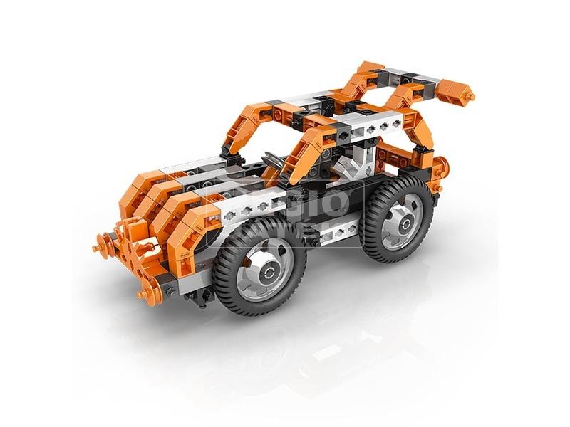 kép nagyítása Engino - INVENTOR Motorizált 50db-os multi