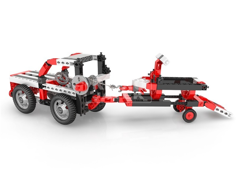kép nagyítása Engino - INVENTOR Motorizált 90db-os multi