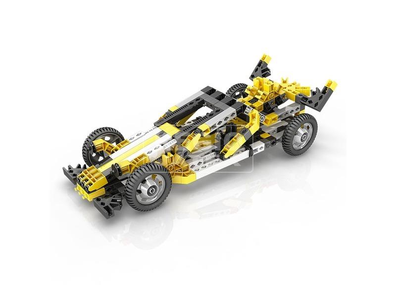 kép nagyítása Engino - INVENTOR Motorizált 120db multi