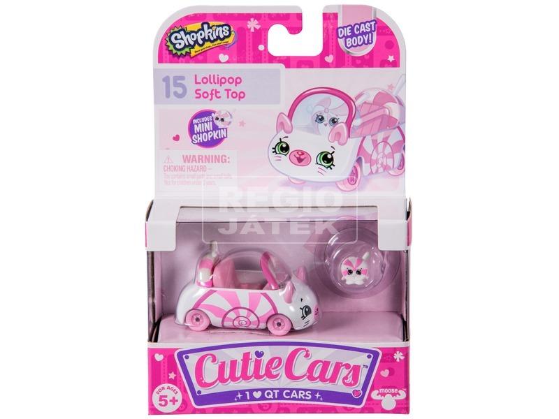 Cutie Car Cukikocsi 1db-os