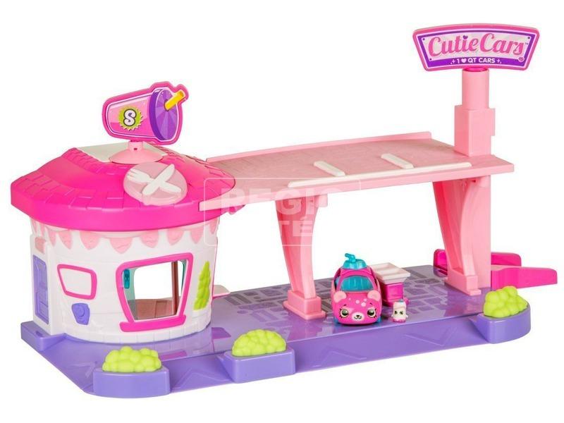 kép nagyítása Cutie Car Cukikocsi játékkészlet