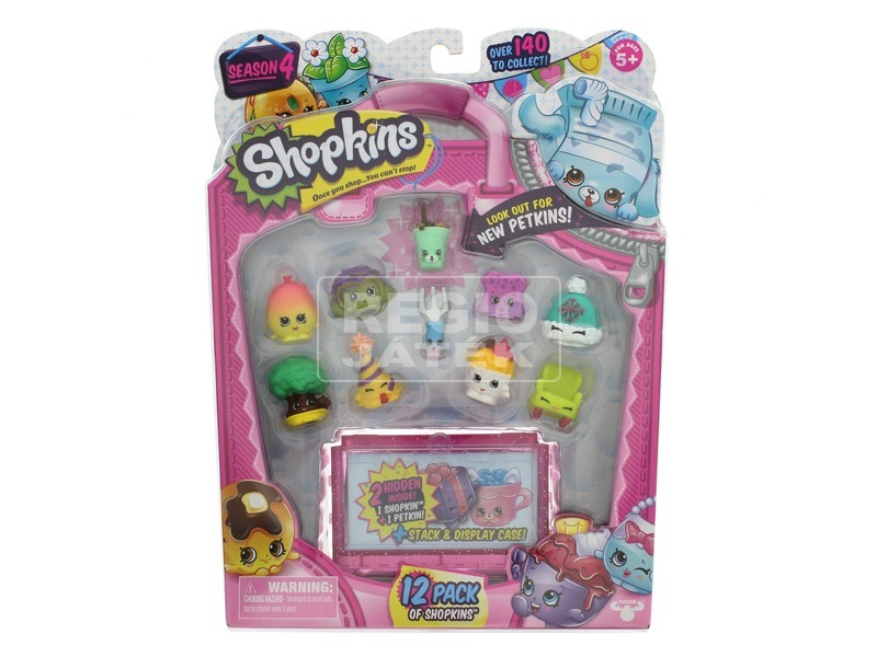 SHOPKINS S7 12db-os