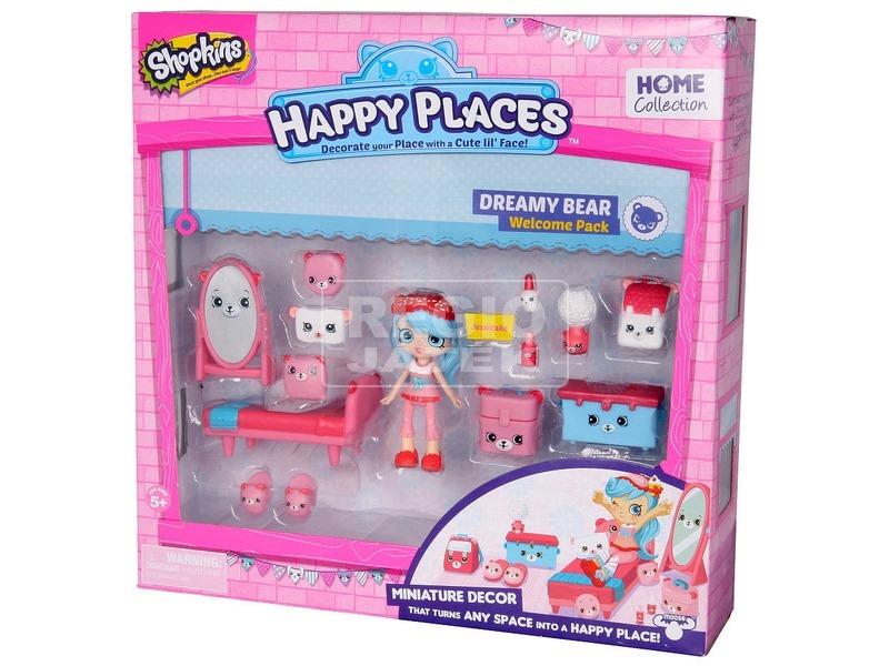 Happy places Köszöntő szett