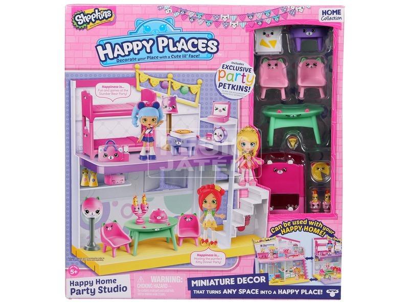 Happy places Édes Otthon Party szett