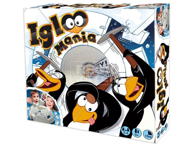 Igloo Mánia