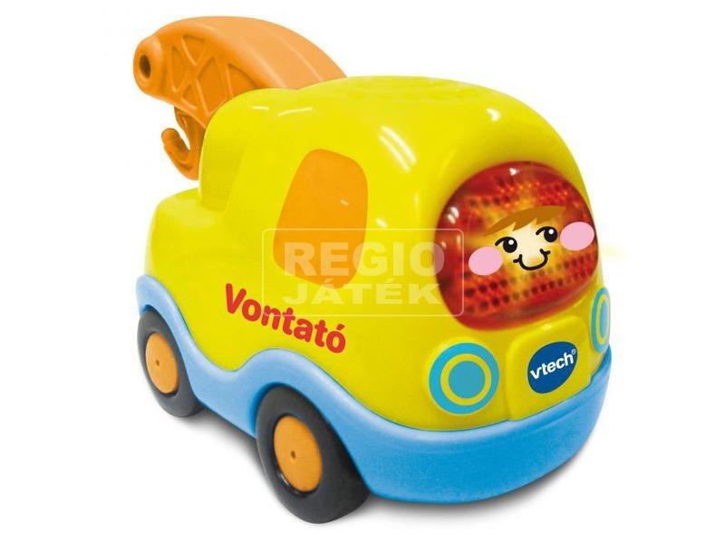 Toot-Toot kisautók - autómentő