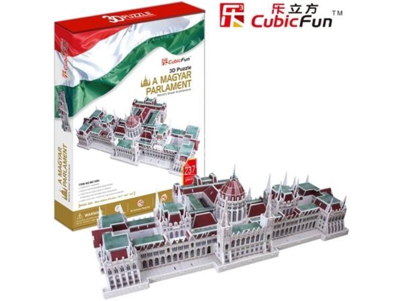 A magyar Parlament 237 darabos 3D puzzle