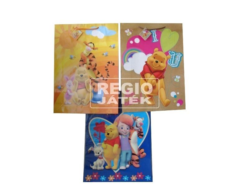 Disney ajándéktáska - 33 x 45 cm, többféle