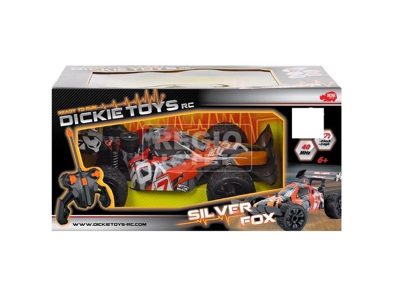 Dickie RC Silver Fox távirányítós autó - 1:16