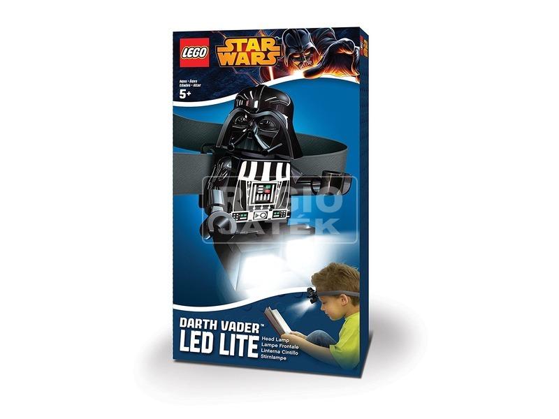 LEGO Star Wars - Darth Vader fejlámpa elemes