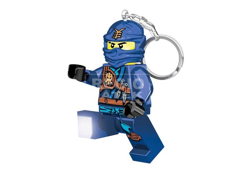 LEGO® Ninjago Jay világítós kulcstartó