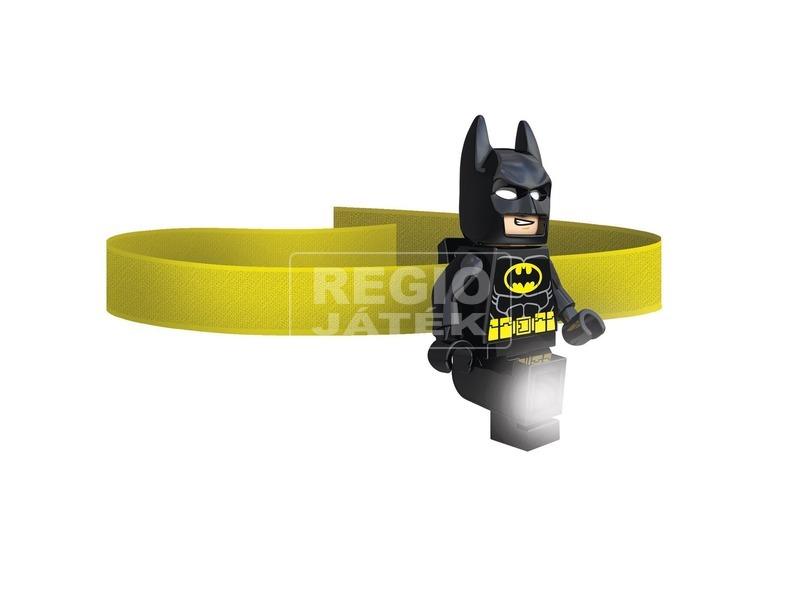 LEGO DC Super Heroes - Batman fejlámpa elemes