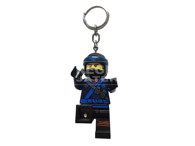 LEGO® Ninjago Jay világító kulcstartó