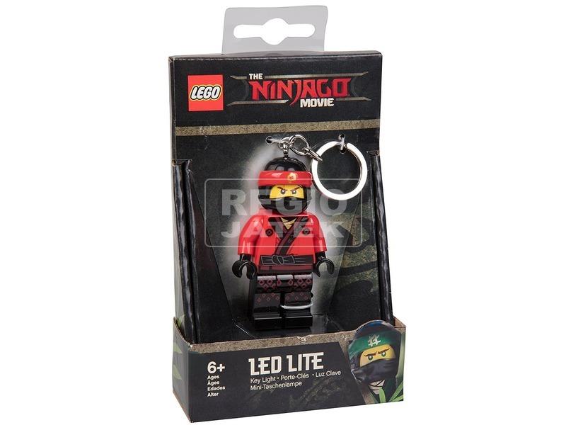 LEGO® Ninjago Kai világító kulcstartó