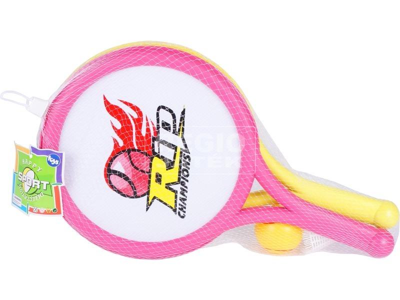kép nagyítása Teniszütő készlet labdákkal - 40 cm