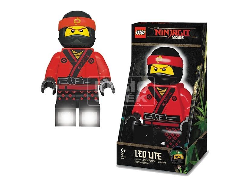LEGO Ninjago Kai zseblámpa elemes