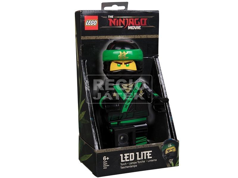 LEGO Ninjago Lloyd zseblámpa elemes