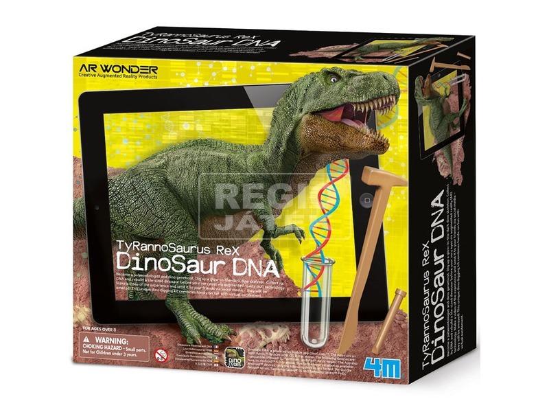 4M Tyrannosaurus Rex DNS készlet