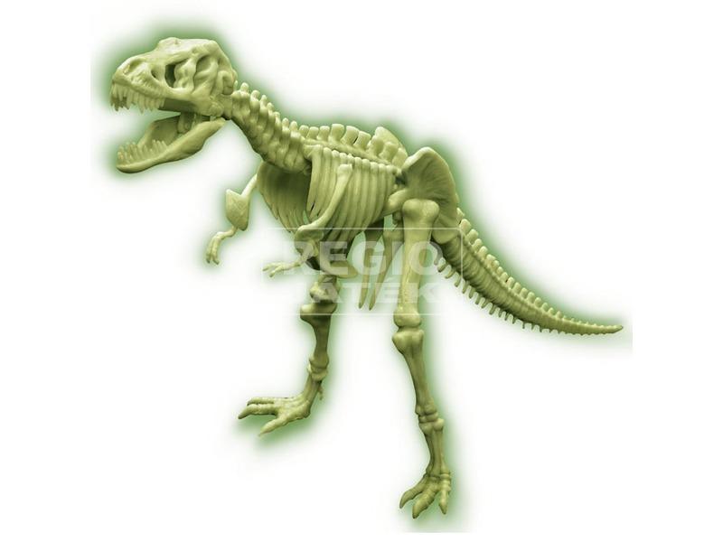 kép nagyítása 4M Tyrannosaurus Rex DNS készlet