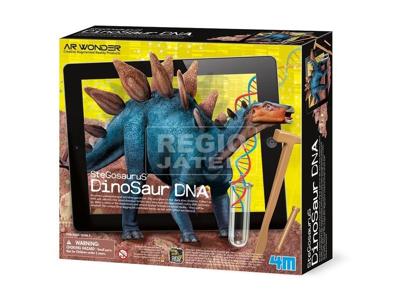 4M Stegosaurus DNS készlet