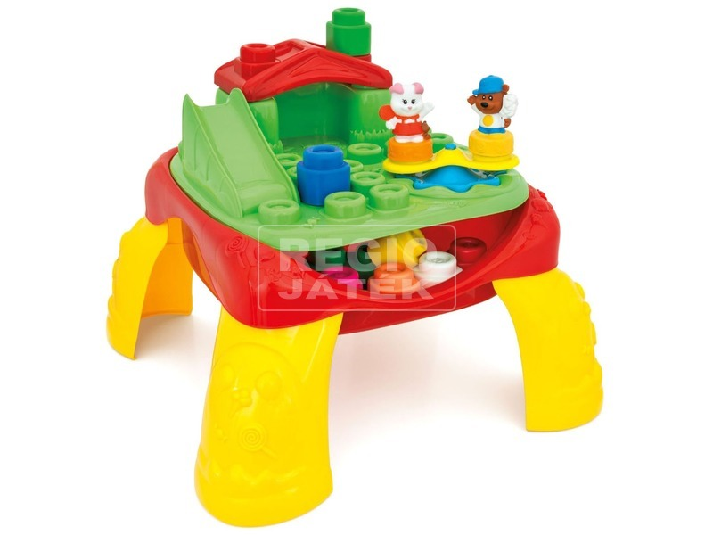 Clemmy játszóasztal készlet