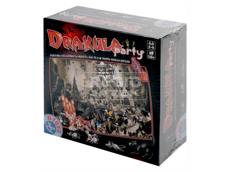 Drakula Party társasjáték