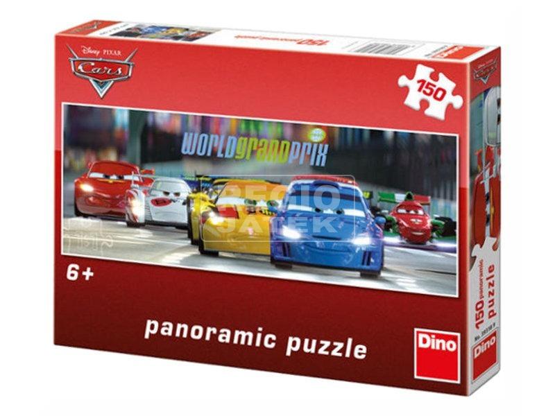 Verdák 150 darabos panoráma puzzle
