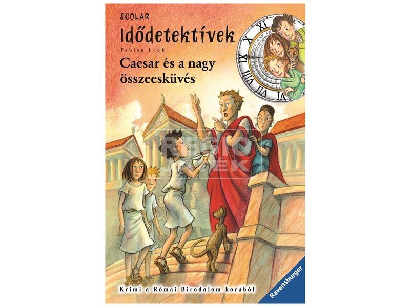 Idődetektívek: Caesar és a nagy összeesküvés