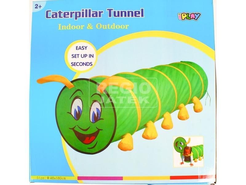 iPlay hernyó alagút