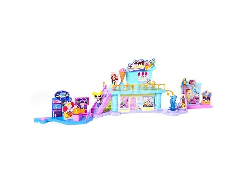 kép nagyítása Pindúr Pandúrok bevásárlóközpont játékkészlet