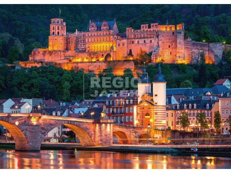 kép nagyítása Heidelberg 1000 darabos puzzle