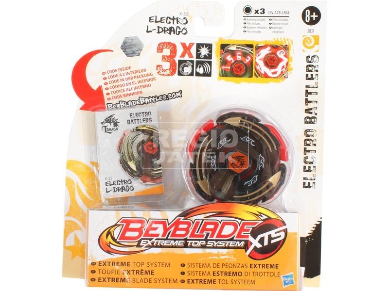 Beyblade Electro pörgettyű