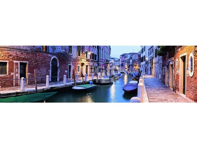 kép nagyítása Velencei este 2000 darabos panoráma puzzle