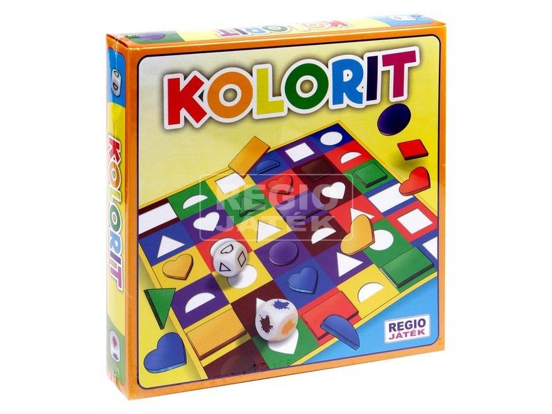 Kolorit társasjáték