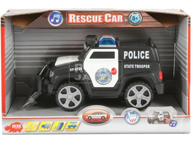 Rescue Car rendőrautó hanggal