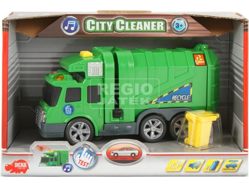 City Cleaner kukásautó hanggal