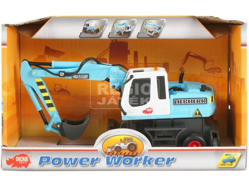 Power Worker munkagép - 14 cm, többféle