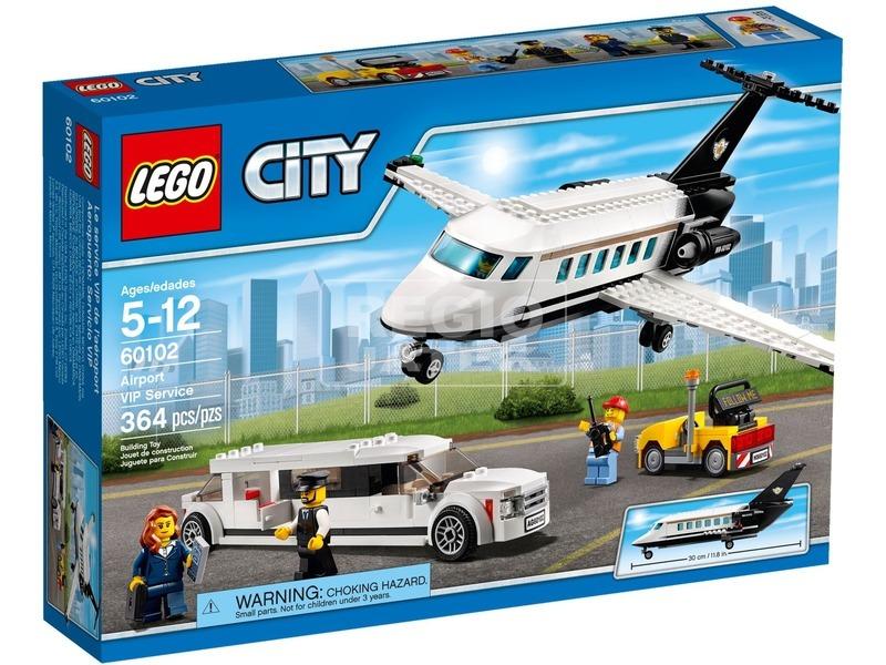 LEGO City VIP magánrepülőgép 60102