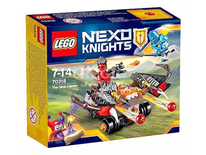 LEGO Nexo Knights Sárgolyó dobáló 70318