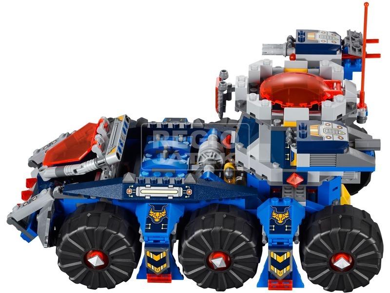 kép nagyítása LEGO® Nexo Knights Axl toronyhordozója 70322