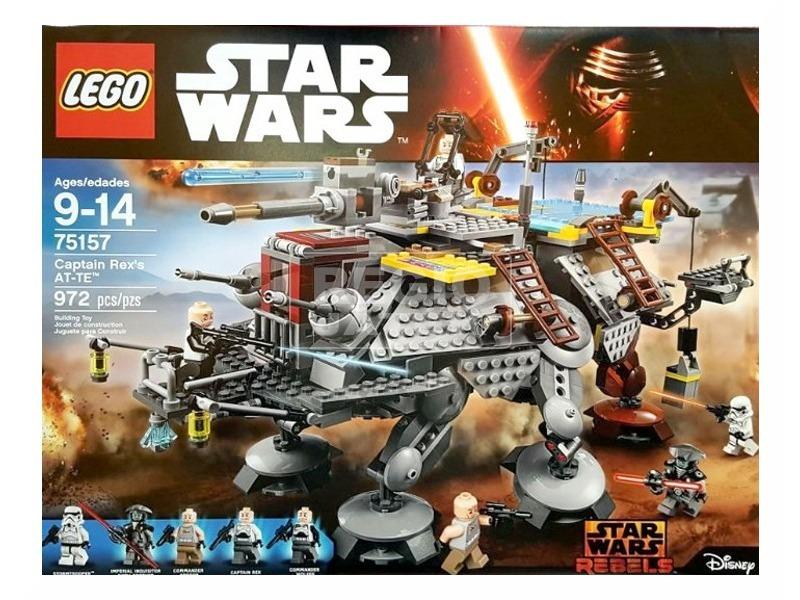 LEGO Star Wars Rex kapitány AT-TE lépegetője 75157