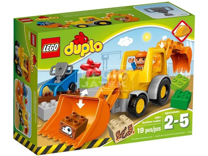 LEGO DUPLO Árokásó rakodó 10811