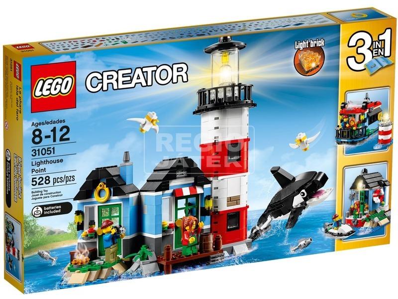 LEGO Creator Világítótorony 31051
