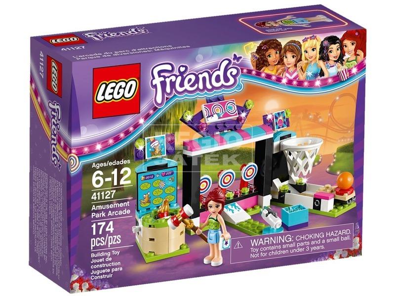 LEGO Friends Vidámparki szórakozás 41127
