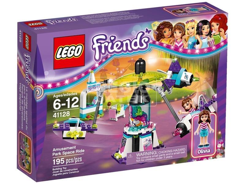 LEGO Friends Vidámparki űrutazás 41128