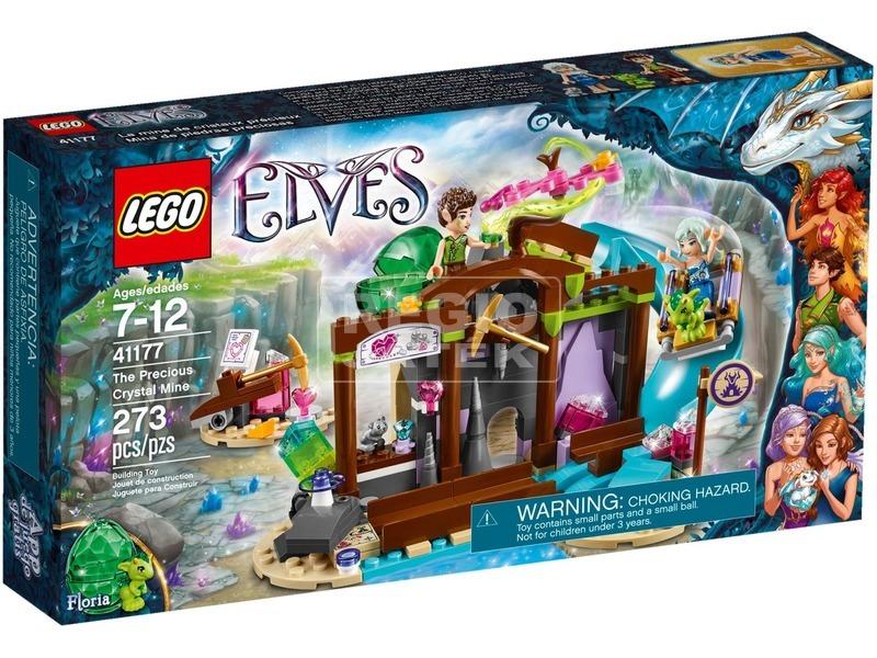 LEGO Elves Az értékes kristálybánya 41177
