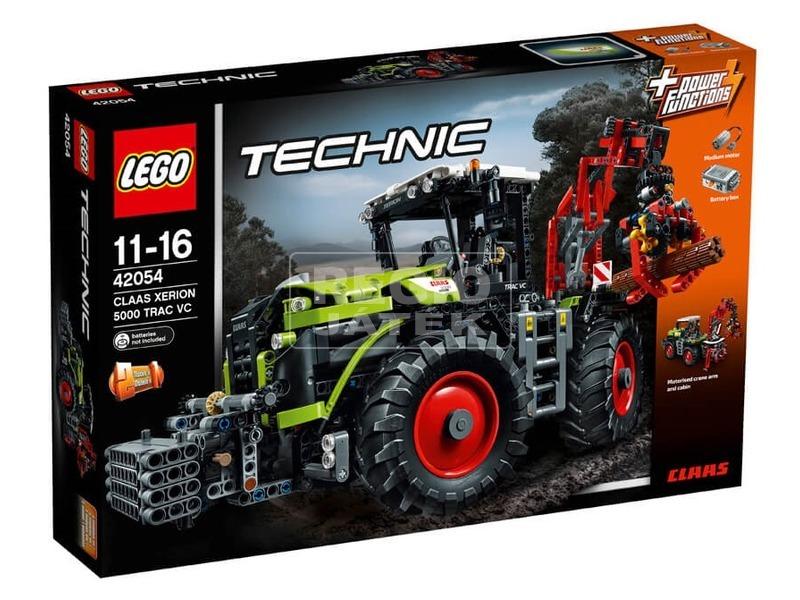 LEGO Technic Claas Xerion 5000 traktor 42054