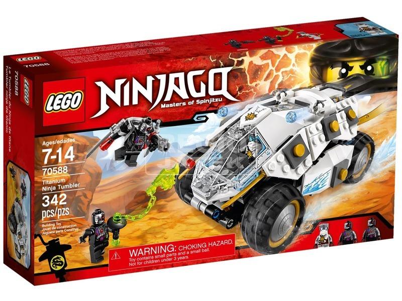 LEGO Ninjago Titán nindzsanyűvő 70588