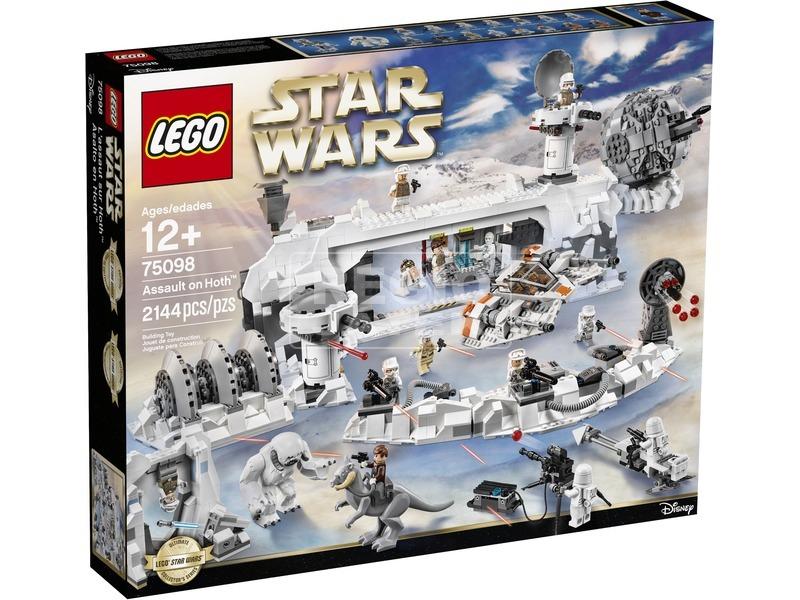 LEGO Star Wars Támadás a Hoth-bolygón 75098